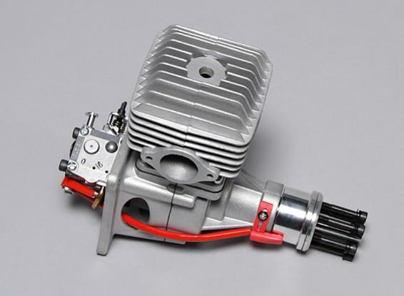 DJ-80cc Gas engine Versie 2 w / CD-Ignition 8.2HP