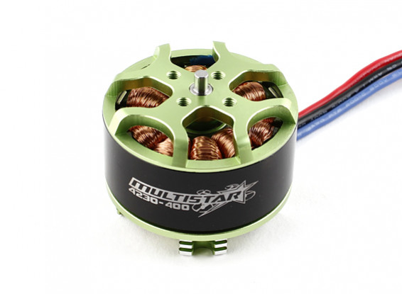 Turnigy Multistar 4230-400Kv 16Pole Multi-Rotor Outrunner