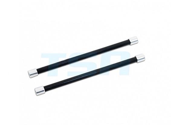 TSA Infusion 700E PRO - Carbon Fiber Lift Pushrod 79.5mm