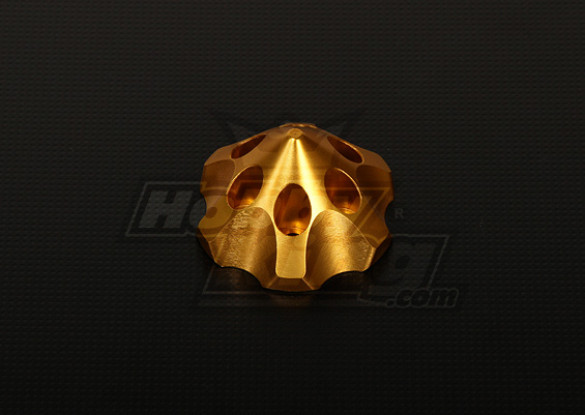 3D Spinner voor DLE111 / DA100 / TMM-53 / TMM-106 / 3W 50-100 (Golden)