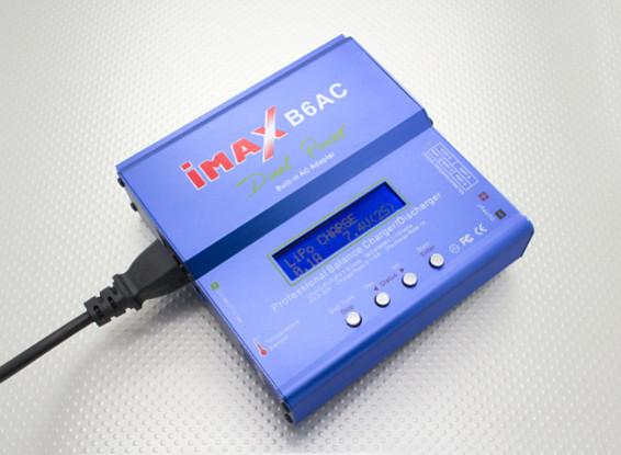 IMAX B6-oplader / Discharger 1-6 Cells