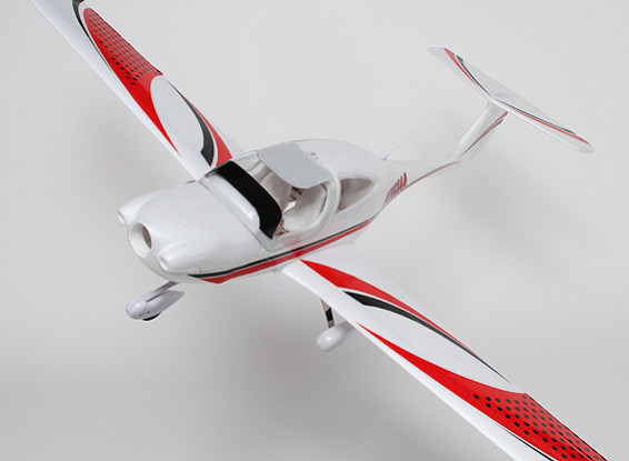 Diamond DA-40 Sport Schaal Vliegtuig 1320mm (ARF)