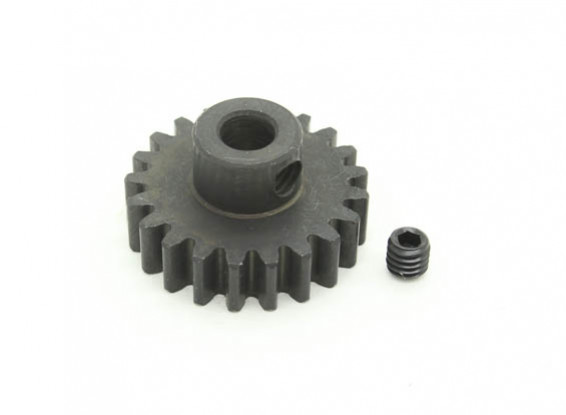 21T / 5mm M1 gehard Pinion Gear (1 st)