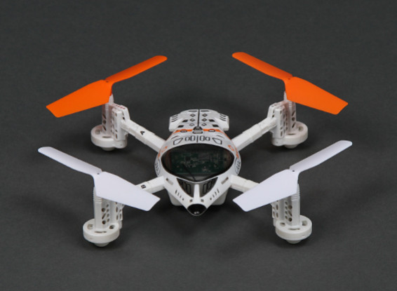 Walkera QR W100S Wi-Fi FPV Micro Quad-Copter iOS en Android Compatible (Modus 1) (Ready to Fly)