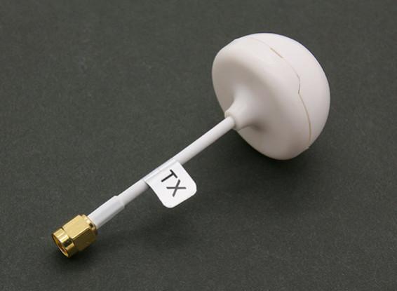5.8GHz circulair gepolariseerde antenne met dekking voor Transmitter (RP-SMA) (RHCP)
