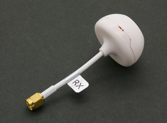 5.8GHz circulair gepolariseerde antenne met Cover voor de ontvanger (SMA) (RHCP)