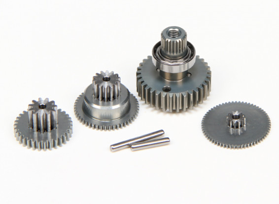 HK47179TM-HV, HK47003DMG en MIBL-70251 Replacement Servo Gear Set