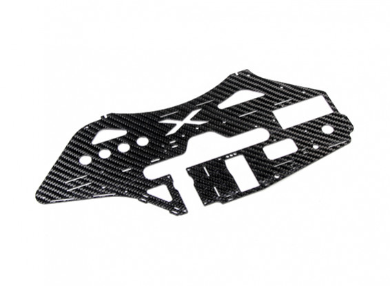 RJX X-TRON 500 Carbon Fiber Main Frame # X500-61082 (1 st)