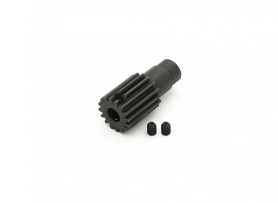 RJX X-TRON 500 Motor Pinion Gear 16T (Voor 1400KV Motors) # X500-EP16T