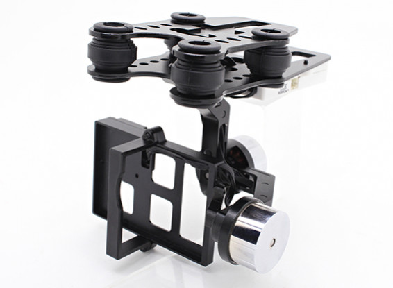 Walkera G-2D borstelloze Gimbal voor GoPro Hero 3 en iLook Camera