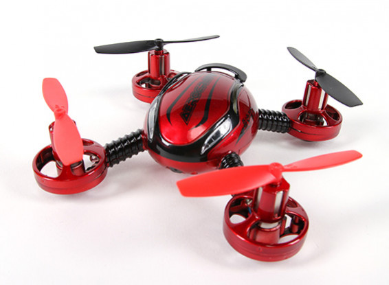Aerocraft Mini Quadcopter met Micro Camera en Lights (Mode 2) (Ready to Fly)