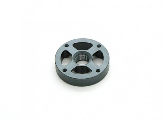 CNC Aluminium M10 Quick Release Self-Aanscherping Prop Adapter - Titanium (Prop Side) (tegen de klok)
