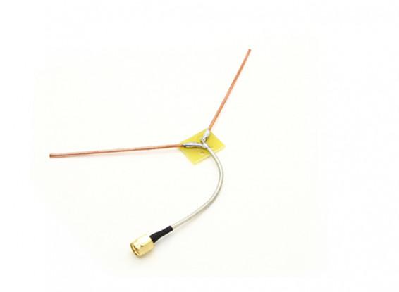 900MHz 120 ° Flying V Antenne (SMA)
