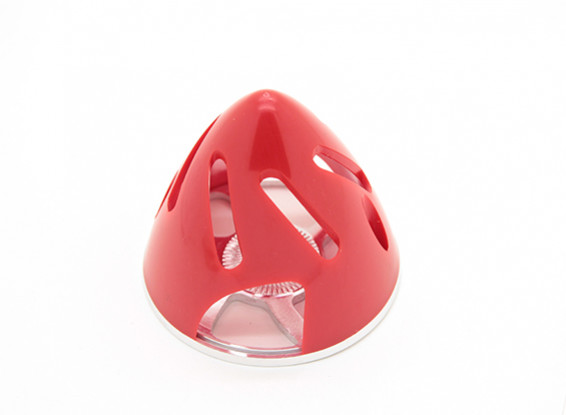 Turnigy Turbo Spinner (63mm) Rood