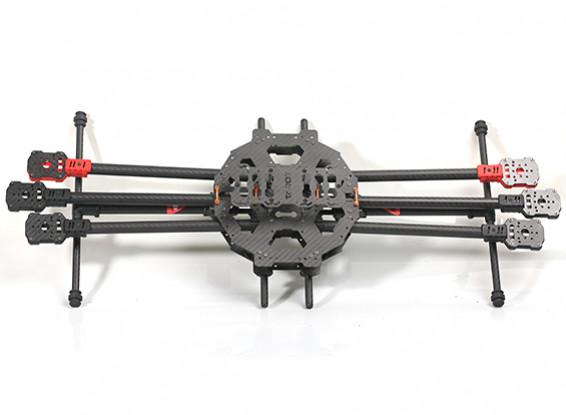 Tarot FY680 IRON MAN 680 Hexa-Copter Carbon Kit TL68C01