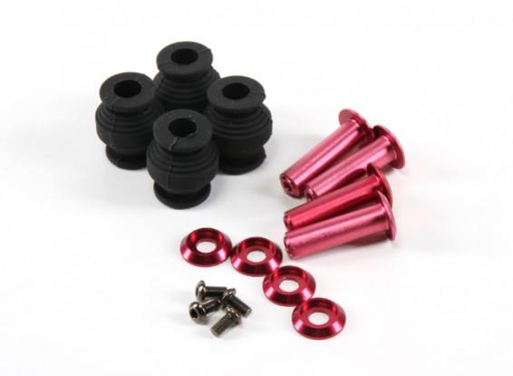 Gimbal stabilisering en veiligheid assemblage D17-serie 4 stuks / set