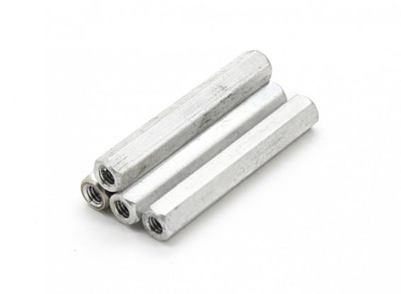 Tarot 450 Pro / Pro V2 DFC Hexagonal Aluminium Spacers (TL45044)