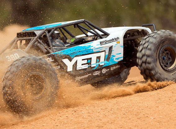 Axial Yeti ™ 1 / 10e schaal Electric 4WD (RTR)