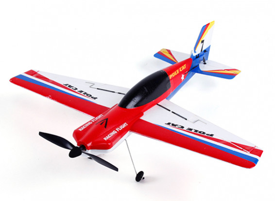 WLToys F939 bunzing 400mm 2.4G 4CH Mode 2 (Ready To Fly)