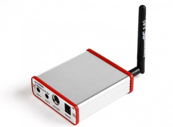 ImmersionRC UNO5800 v4 32ch 5.8GHz A / V Receiver w / GS-Link - Dual Output (NEW Version)