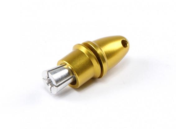 Propeller Adapter (Collet Type) Geel 3.17mm