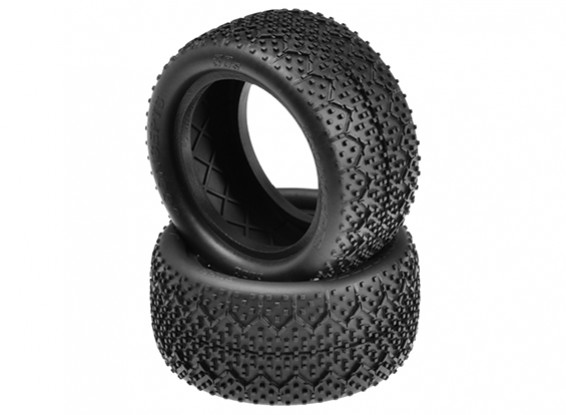 JConcepts 3Ds 1/10 Buggy Banden - Black (Mega Soft) Compound