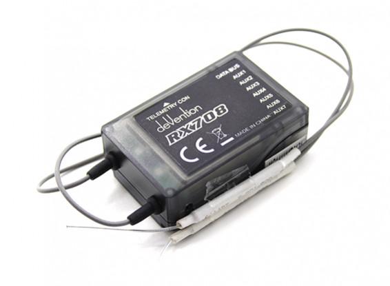 Walkera Tali H500 - Vervanging RX708 CE goedgekeurd Receiver (H500-Z-27)