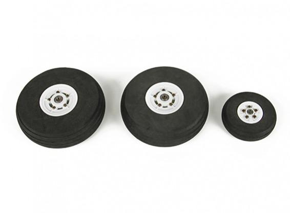 HobbyKing ™ Bat 1 RC Land Yacht - Vervangende Ball reed Wheel Set (3pc)