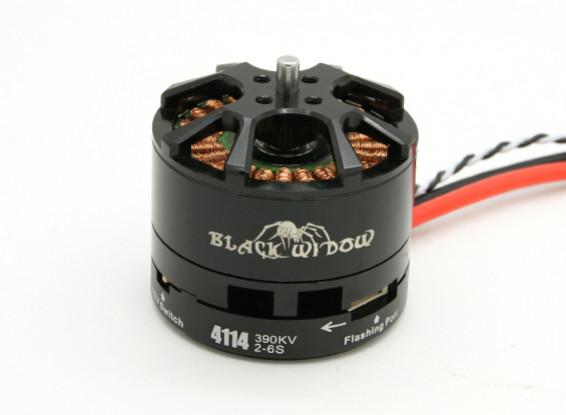 Black Widow 4110-460Kv met ingebouwde ESC CW / CCW