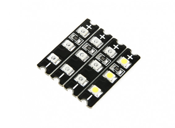 Diatone Blade 250 - Vervanging LED-verlichting Board (4pc)