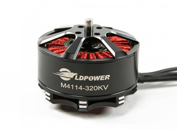 LDPOWER M4114-320KV borstelloze Multicopter Motor (CW)