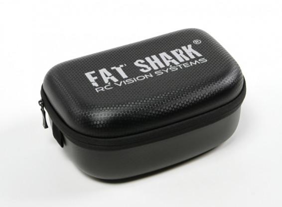 Fatshark Zipper Case voor Fatshark FPV Goggles met Snap On Faceplate