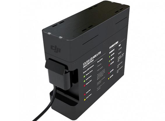 Phantom 3 - Batterij opladen Hub
