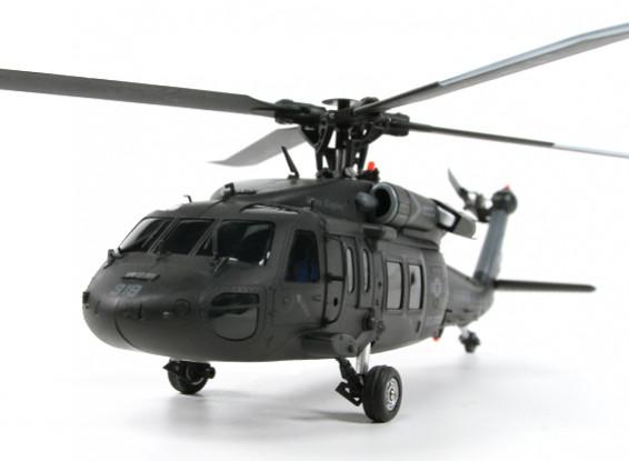 Nine Eagles Black Hawk helikopter