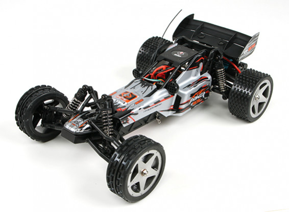 WL Toys 1/12 L959 2WD High Speed Racing Buggy w / 2.4Ghz Radio System (RTR)