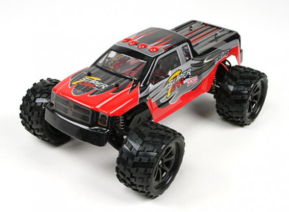 WL Toys 1/12 L969 2WD High Speed Monster Truck w / 2.4Ghz Radio System (RTR)