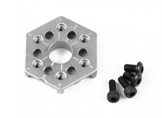Tarot 10 Degree Tilt Hoek voor 2204 Motor voor TL280 Carbon Fiber en Half Carbon Fiber