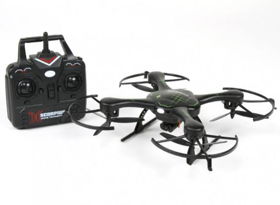BINNENKORT - FQ777-955C Mini Quadcopter (RTF)