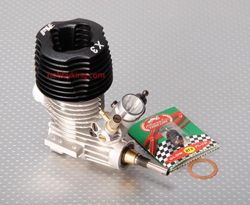 AXE Rossi X3 Motor van een auto