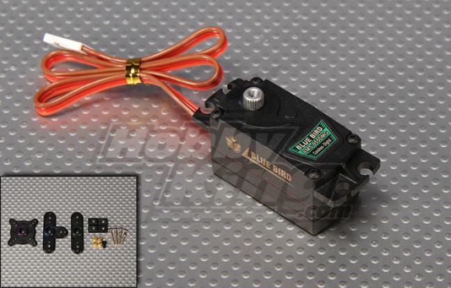 BMS-955DMG Digital Low Profile High Speed Metal Gear Servo 5,2 kg / 0.08sec / 45g