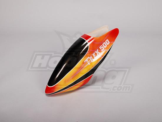 Glasvezel Canopy voor Trex-500 Electric