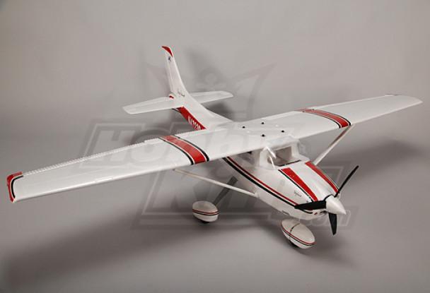 182 Seaplane 1,5 meter Plug-n-Fly (optioneel praalwagens)