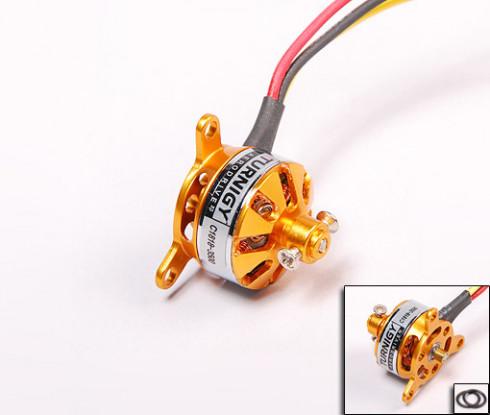 C1818 Micro borstelloze Outrunner 3500KV (9g)