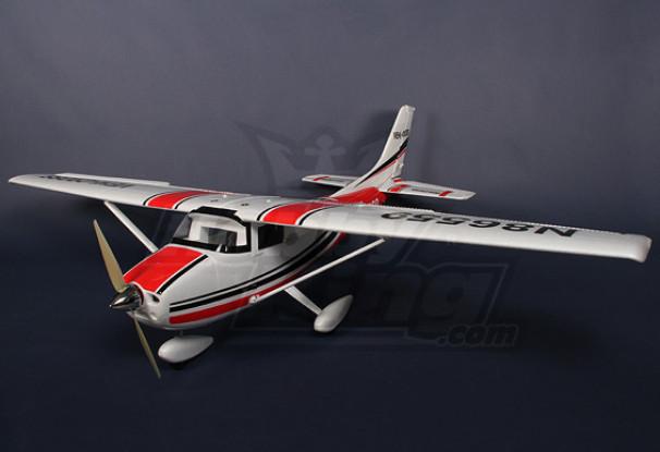 Giant 182 Light Aircraft R / C Vliegtuig EPO 73in (1.8m) Plug-n-Fly