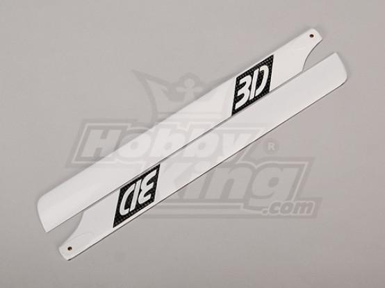 325mm Carbon Fiber Main Blades