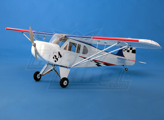 Geknipte Wing Cub EP 1600mm Balsa / Ply (ARF)