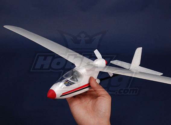 Micro ARF Indoor / Park Glider w / borstelloze systeem & servo