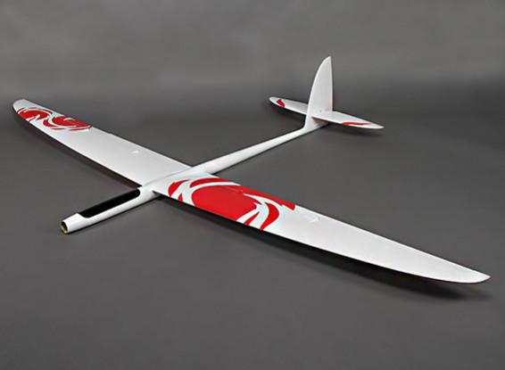 Cyclone-E Alle Gegoten Composite Hotliner 2000mm (ARF)