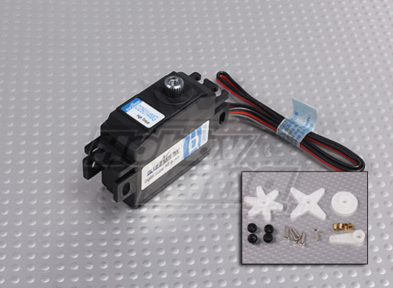 D26014MG 34.2g / 5kg / .11sec High Speed ​​MG Digital Servo