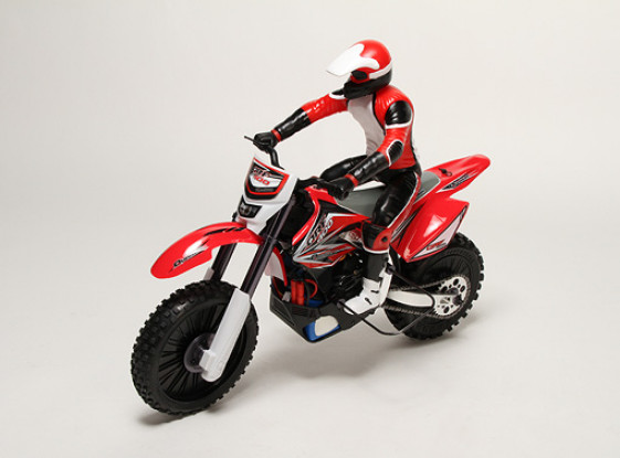 QRF400 1: 4 Schaal RC Dirt Bike ARR